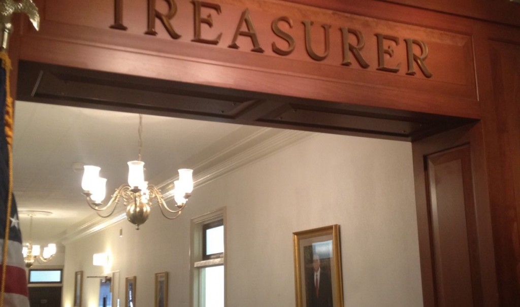 treasurer office