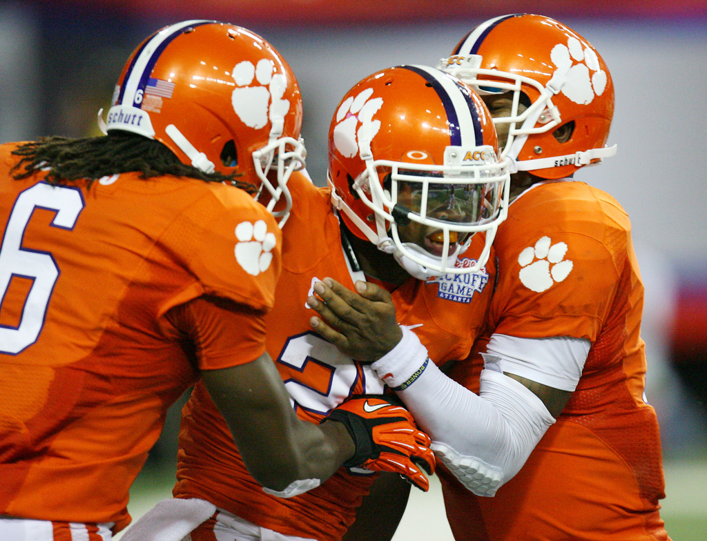 Clemson vs. Auburn Pics | FITSNews