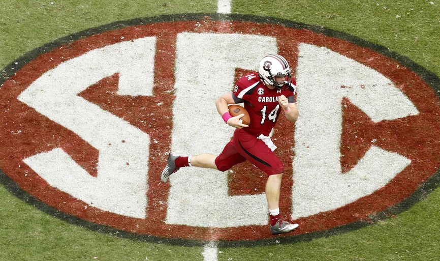 connor shaw sec player