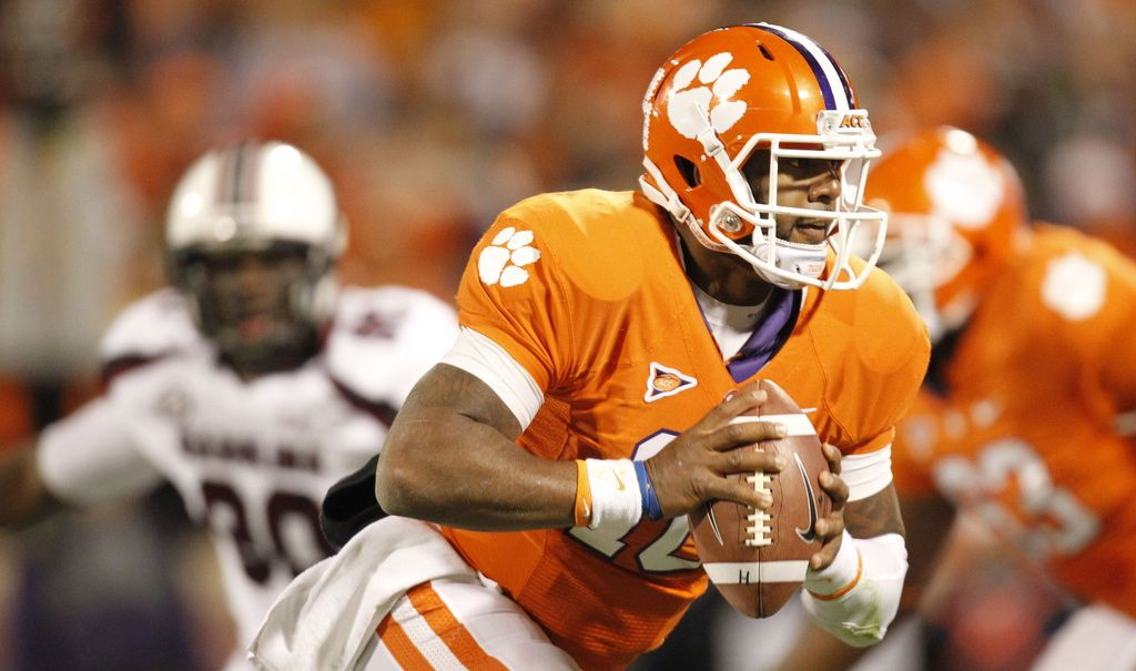 tajh boyd all american