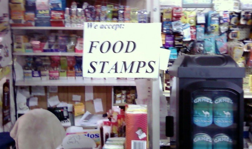 food stamp usage
