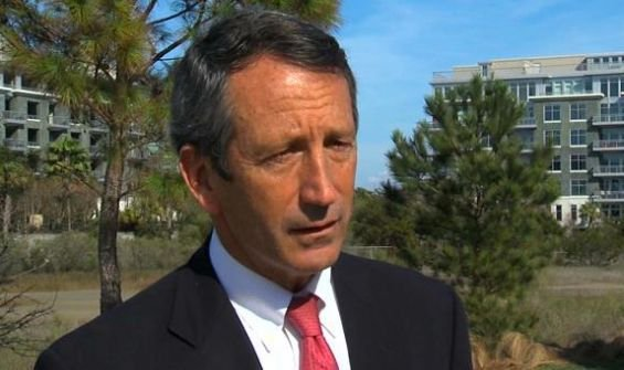 mark sanford wounded warrior