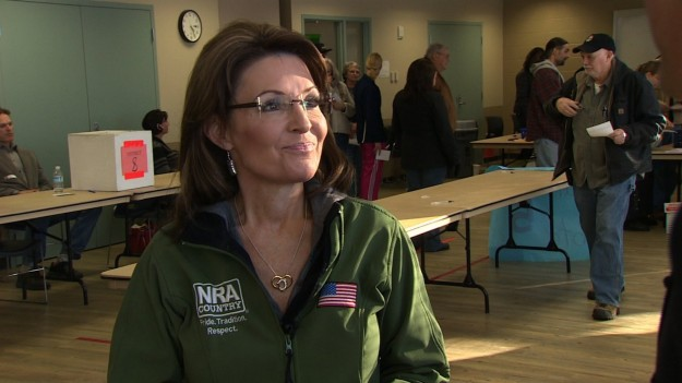 Sarah Palin Gives CNN Exclusive Interview