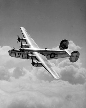 """A B-24 """"Liberator"""""""