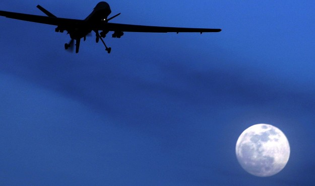 drone death