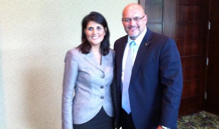 mark smith nikki haley