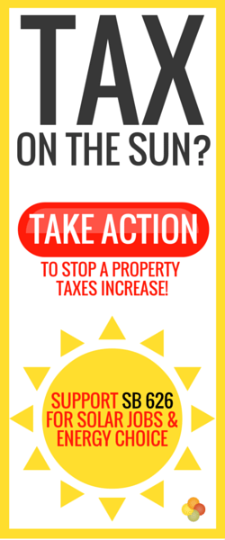A Tax On the Sun