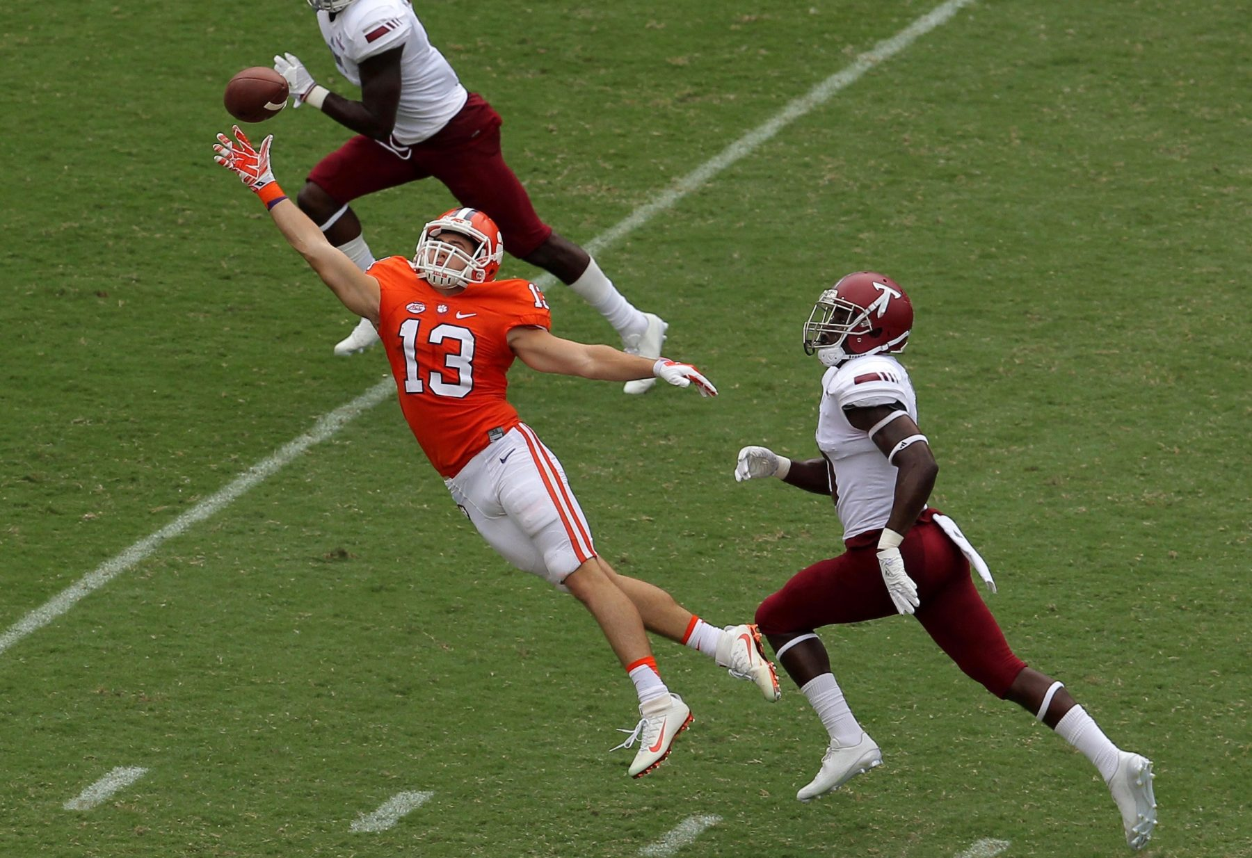 Clemson Football Hunter Renfrow Out For At Least Four