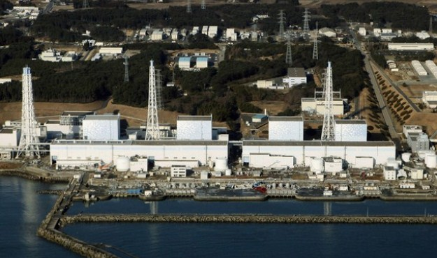 japanese nuclear reactors
