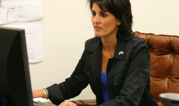 nikki haley book